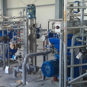 Κατασκεύη ηλεκτρολογικών σε εργοστάσιο βιοντίζελ